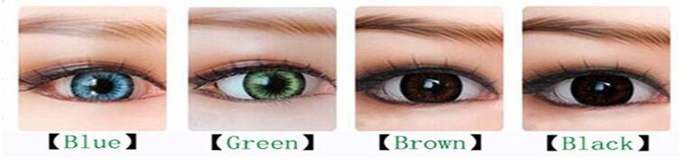výběr oči