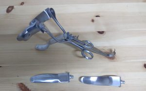 Allan Park retractor – on email order