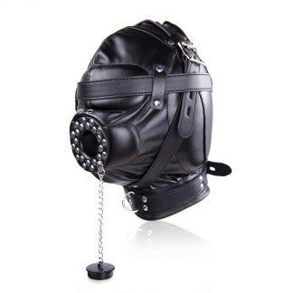 mask plug poor slave