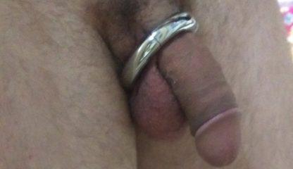 Mágneses kakas gyűrű