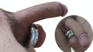 Magnetický erekční kroužek