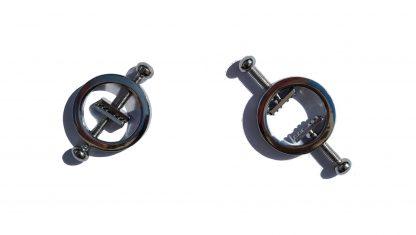 Svěrací kroužky na bradavk