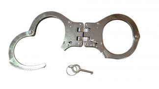 prison handcuffs demonstration