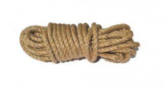 jutové lano svazování