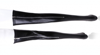 erotic shiny stockings