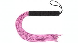 rosa sträng vass