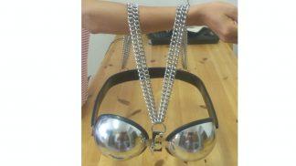 Metal bra