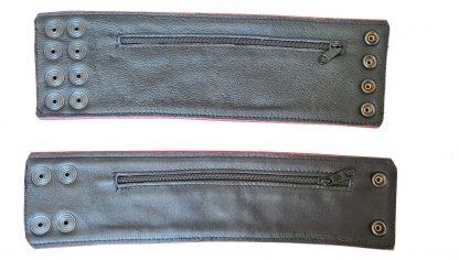 Brieftasche in einem Armband